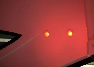 InfraSlimX - Oldalsó infra