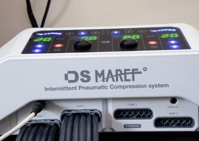 DS MAREF Intermittent Pneumatic Compressin system - Hullámmasszázs gép