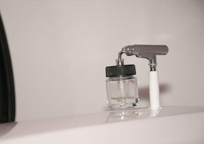 InfraSlimX aromaterápia fúvóka