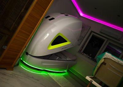 InfraSlimX LED Világítás